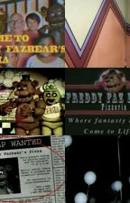 Five Nights At Freddy's FanFic by xXfnaflvr987Xx