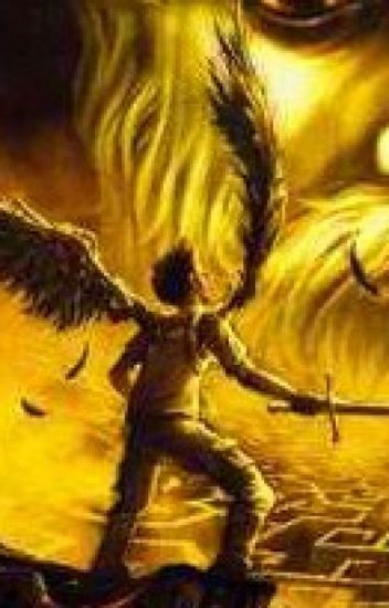 Child of the Big Three (A Percy Jackson and Maximum Ride cross over)