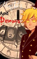 Monsters and Demons (Bill x Reader) by arieldisneyfreak