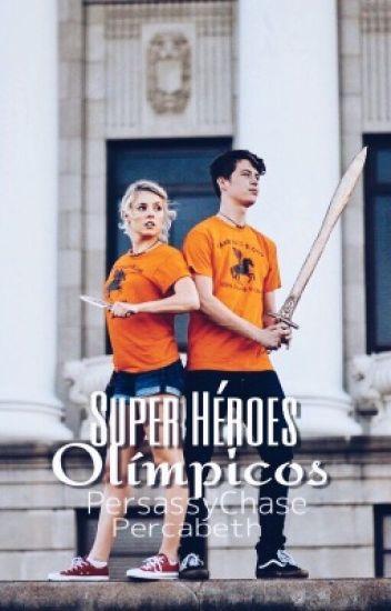 Super Héroes Olimpicos                    -Percabeth-