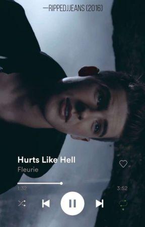 hurts like hell ⁂ theo raeken by -ohmyraeken