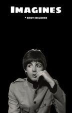 Paul McCartney Imagines by lennonlovey
