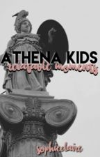 Athena Kids Relatable Moments  by SophieClaireIsAKat