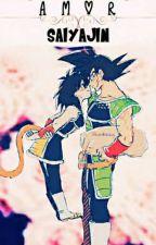 "Bardock & Gine "" Un amor Sayajin "" by JadhiraFlores"