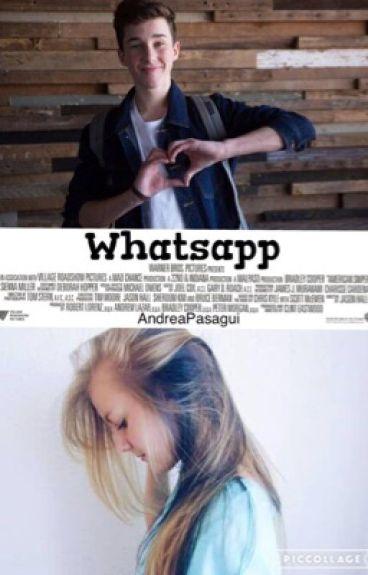 WhatsApp ↭ Hunter Rowland
