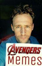 Avenger Memes by BookNerd2410