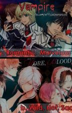 Vampire Lovers (diabolik lovers x vampire knight) by huiqilin102405