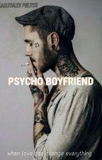 OH MY PSYCHOPATH by GadisKalem