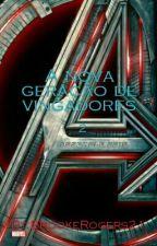 A Nova Geração De Vingadores 2- Dos Originais Surgem As Lendas by BrookeRogers21