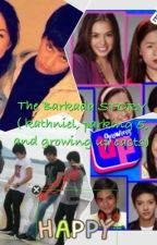 The Barkada Story ( kathniel, parking 5, and growing up casts ) by xxnedygirlxx