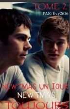 Newtmas un jour, Newtmas toujours (tome 2) EN PAUSE  by Evy2616