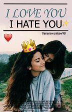 I love you, i hate you (Lesbian WhatsApp) by banana-rainbow98