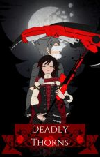 Deadly Thorns (Ruby Rose X Mercury Black) by Silver-She-Wolf-64