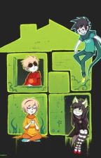 Homestuck x Male/Female Reader  by KitsuneZakhary