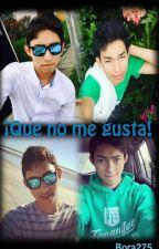 ¡Que no me gusta! (Fernanfloo y tu) by Bora275