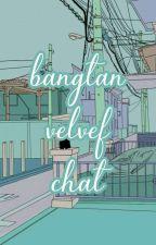 bangtanvelvet chat by chitatoe