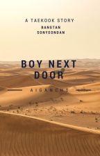 Boy Next Door - v.k (OS) by aigancho