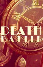 DEATH BATTLE by NathanTheManTheMHFan