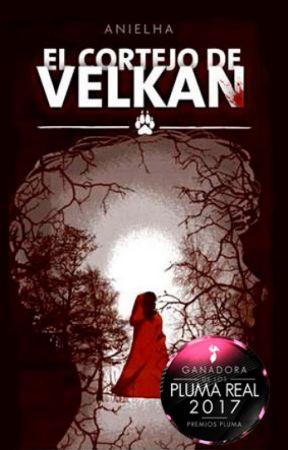El Cortejo de Velkan by Anielha