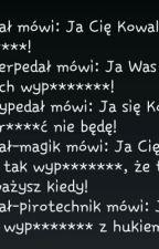 Fakty Z Archiwum X by Kapinowy