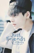 Just Friends° k.th × j.jk by Allikathy