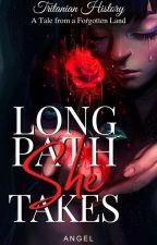 Tritanian History : Long Path She Takes by Spadebaby_