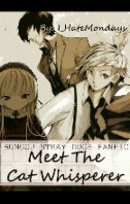 Bungou Stray Dogs Fanfic: Meet The Cat Whisperer by I_HateMondays
