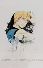 Hi sinh [AoKise] by whitleigh2000