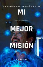 MI MEJOR MISION Tony Stark Y Tu [Terminada] by SamBravo6