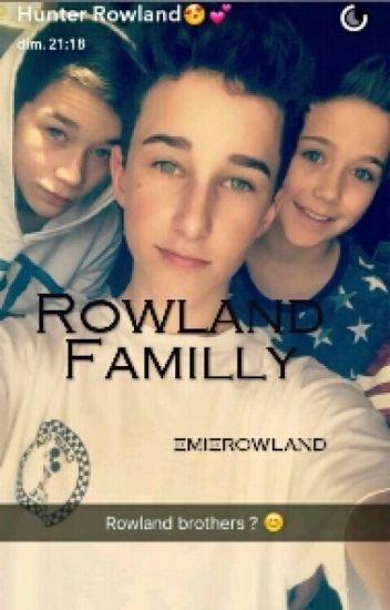 Rowland Familly [New Magcon] Fini