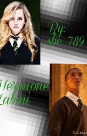 Hermione Zabini by sbe_789