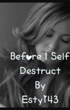 Before I Self Destruct (slow updates) by Esty143