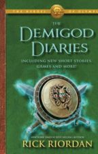 Reading The Demigod Diaries by BlueCookies7