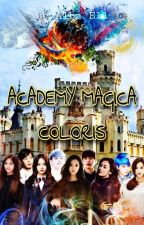 Academy Magica Coloris by imjel-E