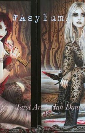 #Asylum - Art X Madness by MelodyAimeeReymond