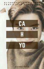 CAHYO ━「chanyeol×oc」✔ by classyeols