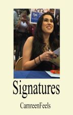 signatures »camren |EDITANDO| by camzchetumare