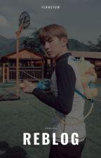 Reblog ; kihyuk by xinterflow