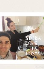 UNA STORIA COME LA NOSTRA // sascha burci, Sabrina cereseto by GiuliaFiori