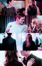 Stay ➸ Snowbarry  by marhgots