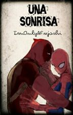 Una Sonrisa. [Spideypool] by ShogaCookie