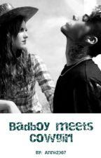 Badboy meets Cowgirl by Annii2307