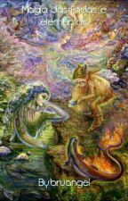 Magia das fadas e elementais by bruangel