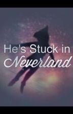 He's Stuck in Neverland(ferard) by wolfykikyu