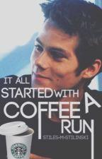 Coffee Run // Dylan O'Brien by Stiles-M-Stilinski