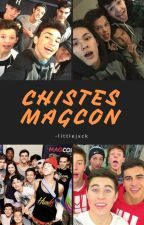 chistes | magcon by -littlejxck