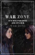 WAR ZONE by SAPATONEZ