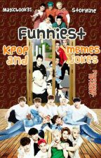 funniest kpop memes and jokes by magicbook31