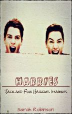 Jack and Finn Harries Imagines by SarahLermanRobinson