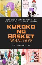 Kuroko No Basket - Whatsapp by NtXline